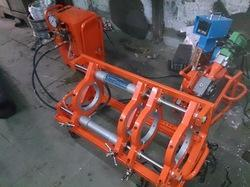 6 kW Butt Fusion Machine, Production Capacity: 90-200 mm