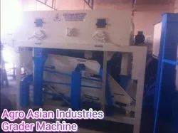 Moong Cleaning & Grading Machine
