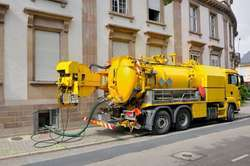 Tank Cleaning Services For Sewage Treatment , Raw Water Tank