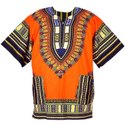 African Print Fabric Dashiki Dress