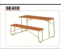 School Benches And Desks