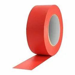 Bopp Self Adhesive Red Tape 1 Inch
