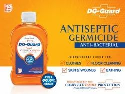 Antiseptic Germicide Disinfectant Liquid