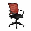 Black Xle-2013 Net Back Chair