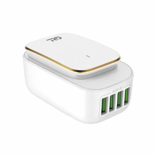 Rd Dl 530 Qualcomm Quick Charge 4 Usb Charger For All Ios And Android  Devices