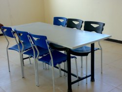 Cafeteria Table and Chair