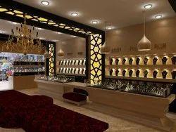 Jewellery Shops Interiors, Jewellery Shop Interior