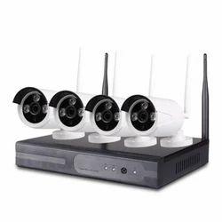 Wireless DVR Surveillance System