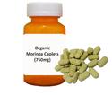 Organic Moringa Caplets 750 mg