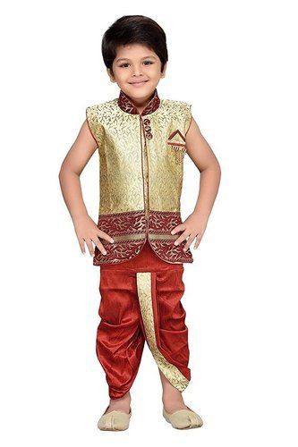 5646a578b13 Ahhaaaa Kid  s Kids Angrakha And Dhoti Pant For Boys