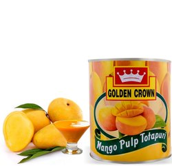840 gm Mango Pulp Totapuri