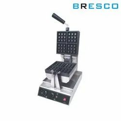 Bresco Square Rotary Waffle Maker 1.5 Thick