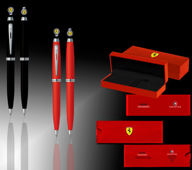 Plastic Sheaffer Ferrari 9501 Ball Roller Pen Rs 3000 Piece Kamal Watch Gifts Id 18167079612