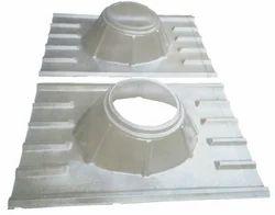 Transparent Polycarbonate Base Plates, Size: 1100mm X 1700mm