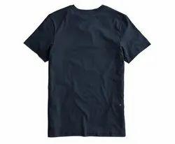 Cotton Plain T Shirt, Age Group: 10-80