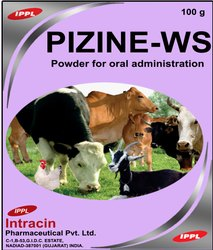 Piperazine Citrate Powder