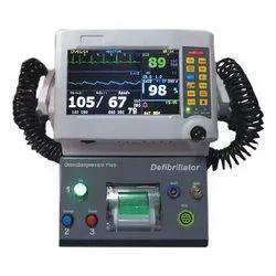 Defibrillator with ECG Printer