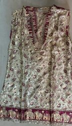 Women Silk Tunic