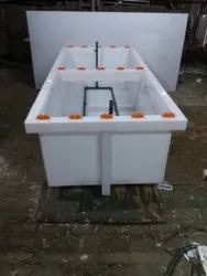Industrial Electroplating Tank