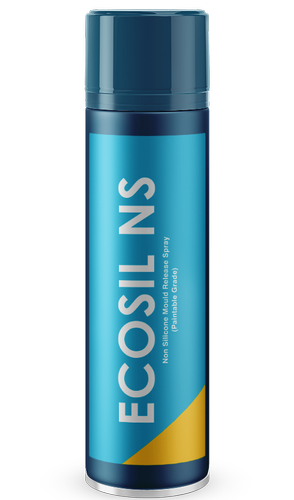 Mould Release Spray - Non Silicon - Paintable