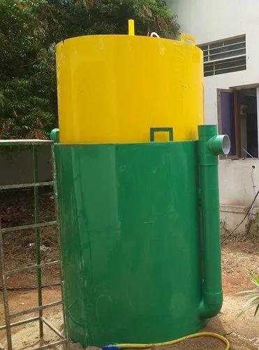 Portable Commercial Biogas Plants