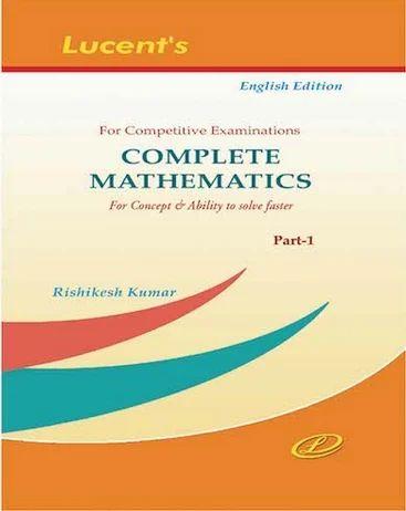 Complete Mathematics English Edition Information Book - Lucent