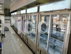 Commercial Refrigerator Display Equipment