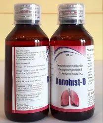 Dextromethorphan Hydrochloride, Phenylephrine Hyrdochloride & Chlorpheniramine Maleate Syrup
