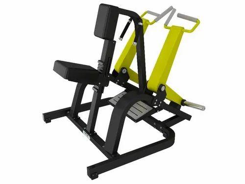 Iron Seated Row - AJ 10