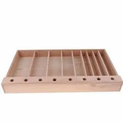 Cutting Tool Wooden Box