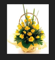 Someone Special Yellow Flower Bunch
