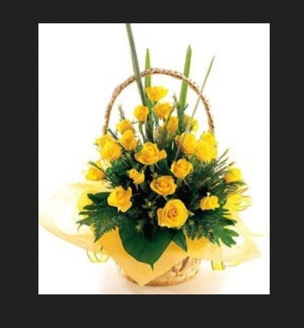Someone special yellow flower bunch at rs 700 pack yellow flowers someone special yellow flower bunch mightylinksfo