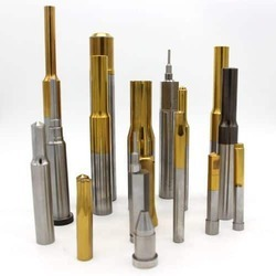 TiN Coated HSS Punches