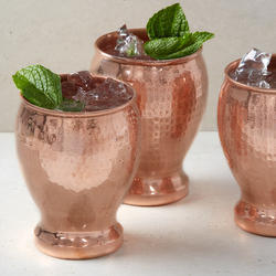 Copper Julep Cup