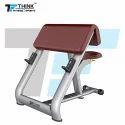 Bicep Bench Gym Machine