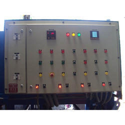 Three Phase Pipe Cleaning Control Panel, IP Rating: IP44, for PLC Automation