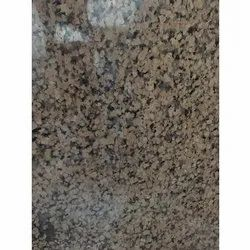 Polished CE Brown Granite Slab, Thickness: 19 mm