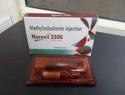 Methylcobalamin I.P. 2500 mcg