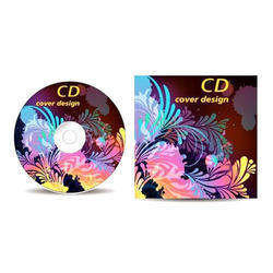 CD Sticker, Packaging Type: Packet