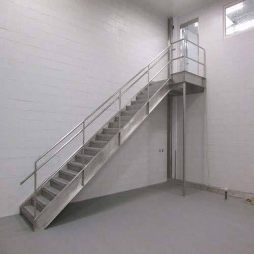 M.S. Stairs