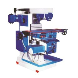 All Geared Universe Milling Machine