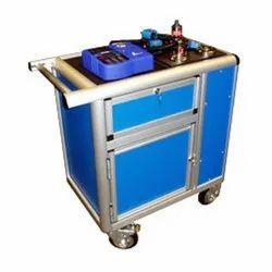 Mobile Tool Testing Station