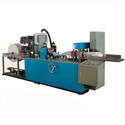 Multifold Paper Napkin Machine