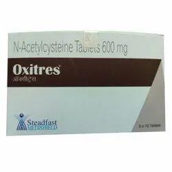 600 mg N-Acetylcysteine Tablet