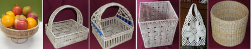 Banana Fiber Basket