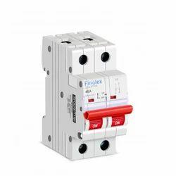 Finolex 40 A Isolator 40A Double Pole