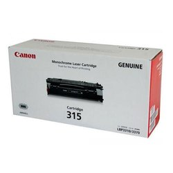 Canon 315 Black Toner Cartridge