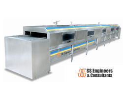 Tin Cooling Conveyor