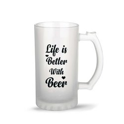 Beer Glass Mug 300 ml
