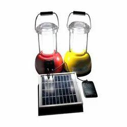 Solar Lantern With LED
